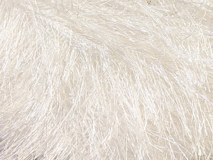 Fiber Content 100% Polyester, White, Brand Ice Yarns, Yarn Thickness 5 Bulky  Chunky, Craft, Rug, fnt2-22745