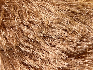 Fiber Content 100% Polyester, Brand Ice Yarns, Camel, Yarn Thickness 5 Bulky  Chunky, Craft, Rug, fnt2-22752