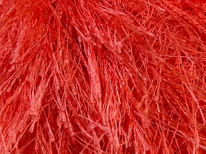 Fiber Content 100% Polyester, Salmon, Brand Ice Yarns, Yarn Thickness 5 Bulky  Chunky, Craft, Rug, fnt2-22760