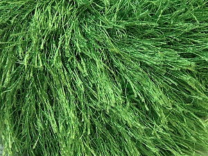 Fiber Content 100% Polyester, Jungle Green, Brand Ice Yarns, Yarn Thickness 5 Bulky  Chunky, Craft, Rug, fnt2-22787