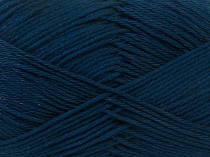 Fiber Content 100% Mercerised Cotton, Navy, Brand Ice Yarns, Yarn Thickness 2 Fine  Sport, Baby, fnt2-23337