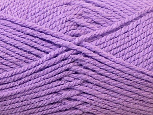 Fiber Content 100% Acrylic, Lilac, Brand ICE, Yarn Thickness 5 Bulky  Chunky, Craft, Rug, fnt2-23754