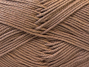 Fiber Content 100% Mercerised Cotton, Brand Ice Yarns, Camel, Yarn Thickness 2 Fine  Sport, Baby, fnt2-23786