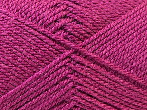Fiber Content 100% Acrylic, Brand Ice Yarns, Dark Orchid, Yarn Thickness 2 Fine  Sport, Baby, fnt2-23891