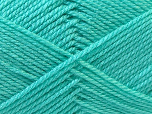 Fiber Content 100% Acrylic, Light Green, Brand Ice Yarns, Yarn Thickness 2 Fine  Sport, Baby, fnt2-23893