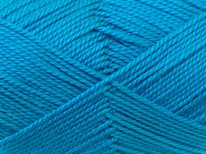 Fiber Content 100% Acrylic, Turquoise, Brand Ice Yarns, Yarn Thickness 2 Fine  Sport, Baby, fnt2-24497