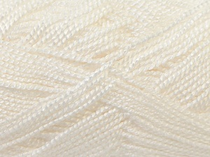 Fiber Content 100% Acrylic, White, Brand Ice Yarns, Yarn Thickness 1 SuperFine  Sock, Fingering, Baby, fnt2-24586