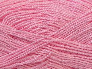 Fiber Content 100% Acrylic, Light Pink, Brand Ice Yarns, Yarn Thickness 1 SuperFine  Sock, Fingering, Baby, fnt2-24595