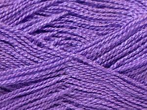 Fiber Content 100% Acrylic, Lilac, Brand Ice Yarns, Yarn Thickness 1 SuperFine  Sock, Fingering, Baby, fnt2-24597