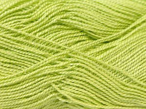 Fiber Content 100% Acrylic, Light Green, Brand ICE, Yarn Thickness 1 SuperFine  Sock, Fingering, Baby, fnt2-24601