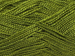 Fiber Content 100% Acrylic, Brand ICE, Dark Olive Green, Yarn Thickness 1 SuperFine  Sock, Fingering, Baby, fnt2-24602