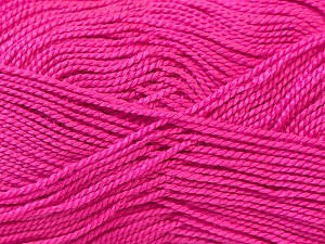 Fiber Content 100% Acrylic, Brand Ice Yarns, Fuchsia, Yarn Thickness 1 SuperFine  Sock, Fingering, Baby, fnt2-24610