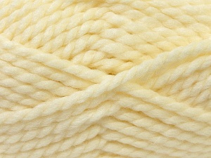 SuperBulky  Fiber Content 55% Acrylic, 45% Wool, Brand Ice Yarns, Cream, Yarn Thickness 6 SuperBulky  Bulky, Roving, fnt2-24939