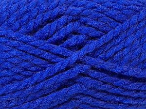 Fiber Content 55% Acrylic, 45% Wool, Purple, Brand ICE, Yarn Thickness 6 SuperBulky  Bulky, Roving, fnt2-24942
