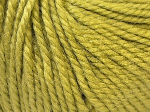 Fiber Content 40% Acrylic, 35% Wool, 25% Alpaca, Brand Ice Yarns, Green, Yarn Thickness 5 Bulky  Chunky, Craft, Rug, fnt2-25401