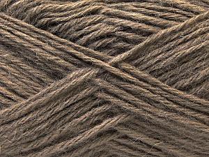 Fiber Content 70% Dralon, 30% Alpaca, Brand Ice Yarns, Camel, Yarn Thickness 4 Medium  Worsted, Afghan, Aran, fnt2-25663