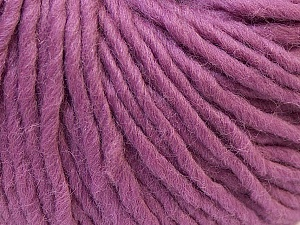 Fiber Content 100% Wool, Orchid, Brand Ice Yarns, Yarn Thickness 5 Bulky  Chunky, Craft, Rug, fnt2-26006