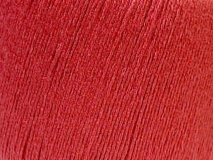 Fiber Content 50% Viscose, 50% Linen, Salmon, Brand Ice Yarns, Yarn Thickness 2 Fine  Sport, Baby, fnt2-27259