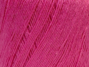 Fiber Content 50% Viscose, 50% Linen, Pink, Brand ICE, Yarn Thickness 2 Fine  Sport, Baby, fnt2-27263