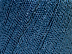 Fiber Content 50% Viscose, 50% Linen, Brand ICE, Blue, Yarn Thickness 2 Fine  Sport, Baby, fnt2-27266