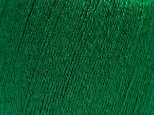 Fiber Content 50% Viscose, 50% Linen, Brand Ice Yarns, Green, Yarn Thickness 2 Fine  Sport, Baby, fnt2-27268