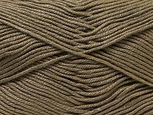 Fiber Content 100% Antibacterial Dralon, Khaki, Brand Ice Yarns, Yarn Thickness 2 Fine  Sport, Baby, fnt2-32831
