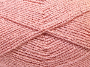 Fiber Content 100% Baby Acrylic, Light Rose Pink, Brand Ice Yarns, Yarn Thickness 2 Fine  Sport, Baby, fnt2-33134