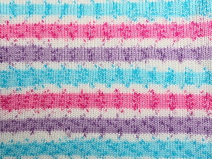 Fiber Content 100% Acrylic, White, Turquoise, Pink, Lilac, Brand Ice Yarns, Yarn Thickness 2 Fine  Sport, Baby, fnt2-33691