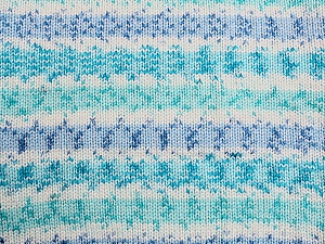 Fiber Content 100% Acrylic, White, Turquoise, Brand Ice Yarns, Blue, Yarn Thickness 2 Fine  Sport, Baby, fnt2-33693