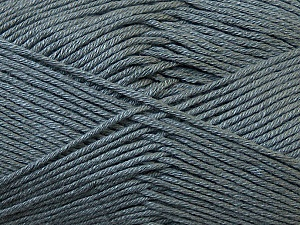 Fiber Content 100% Antibacterial Dralon, Brand Ice Yarns, Grey, Yarn Thickness 2 Fine  Sport, Baby, fnt2-34584