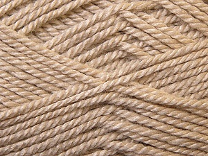 Fiber Content 100% Acrylic, Brand Ice Yarns, Beige, Yarn Thickness 2 Fine  Sport, Baby, fnt2-34862