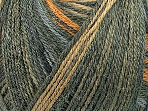 Fiber Content 40% Acrylic, 35% Wool, 25% Alpaca, Yellow, Brand Ice Yarns, Grey Shades, Camel, Yarn Thickness 2 Fine  Sport, Baby, fnt2-36981