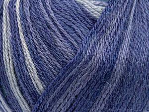 Fiber Content 40% Acrylic, 35% Wool, 25% Alpaca, Purple Shades, Brand Ice Yarns, Dark Green, Yarn Thickness 2 Fine  Sport, Baby, fnt2-36985