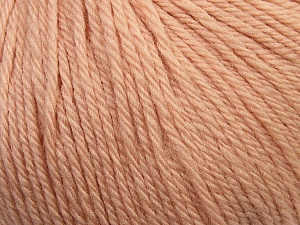 Fiber Content 100% Wool, Light Rose Brown, Brand Ice Yarns, Yarn Thickness 4 Medium  Worsted, Afghan, Aran, fnt2-37998