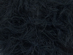Fiber Content 35% Acrylic, 30% Polyamide, 20% Wool, 15% Alpaca, Brand ICE, Dark Navy, fnt2-40147