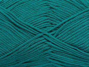 Fiber Content 50% Bamboo, 50% Cotton, Brand Ice Yarns, Green, Yarn Thickness 2 Fine  Sport, Baby, fnt2-41445