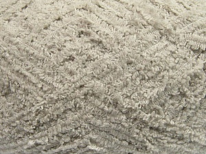 Fiber Content 100% Micro Fiber, Light Grey, Brand Ice Yarns, Yarn Thickness 5 Bulky  Chunky, Craft, Rug, fnt2-41754