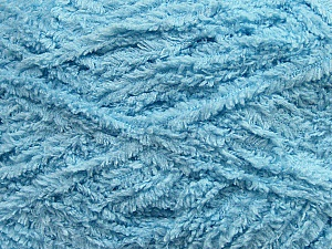 Fiber Content 100% Micro Fiber, Light Blue, Brand Ice Yarns, Yarn Thickness 5 Bulky  Chunky, Craft, Rug, fnt2-41763
