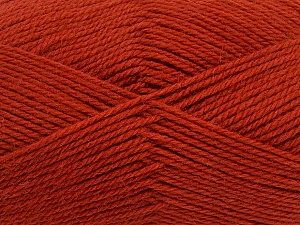 Fiber Content 100% Virgin Wool, Brand Ice Yarns, Copper, Yarn Thickness 3 Light  DK, Light, Worsted, fnt2-42308