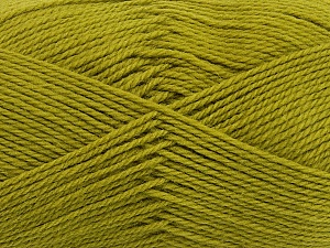 Fiber Content 100% Virgin Wool, Light Green, Brand Ice Yarns, Yarn Thickness 3 Light  DK, Light, Worsted, fnt2-42314