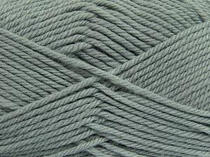 Fiber Content 50% Polyamide, 50% Acrylic, Brand Ice Yarns, Grey, Yarn Thickness 3 Light DK, Light, Worsted, fnt2-42369