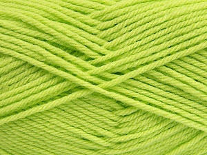 Fiber Content 50% Polyamide, 50% Acrylic, Brand Ice Yarns, Baby Green, Yarn Thickness 3 Light DK, Light, Worsted, fnt2-42383