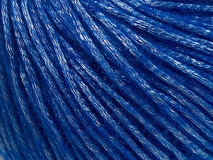 Fiber Content 50% Acrylic, 50% Polyamide, Brand Ice Yarns, Blue, Yarn Thickness 4 Medium  Worsted, Afghan, Aran, fnt2-42752