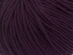 SUPERWASH MERINO EXTRAFINE is a DK weight, 100% extra fine Italian-style superwash merino wool making it extremely soft, as well as durable.  High twist and smooth texture gives unbelievable stitch definition making this a good choice for any project that you want to show off your stitch work. Projects knit and crocheted in SUPERWASH MERINO EXTRAFINE are machine washable! Lay flat to dry. Do not bleach. Do not iron Fiber Content 100% Superwash Extrafine Merino Wool, Maroon, Brand Ice Yarns, Yarn Thickness 3 Light  DK, Light, Worsted, fnt2-42796