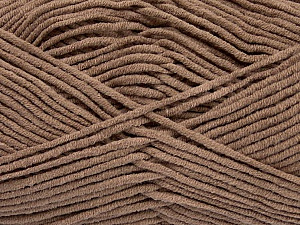 Fiber Content 55% Cotton, 45% Acrylic, Brand Ice Yarns, Camel, Yarn Thickness 4 Medium  Worsted, Afghan, Aran, fnt2-45140