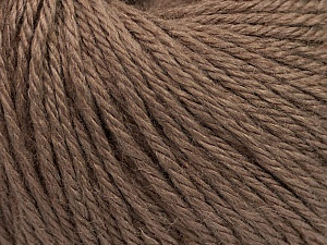 Fiber Content 40% Merino Wool, 40% Acrylic, 20% Polyamide, Rose Brown, Brand Ice Yarns, Yarn Thickness 3 Light  DK, Light, Worsted, fnt2-45807
