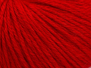 Fiber Content 40% Acrylic, 40% Merino Wool, 20% Polyamide, Red, Brand Ice Yarns, Yarn Thickness 3 Light  DK, Light, Worsted, fnt2-45810