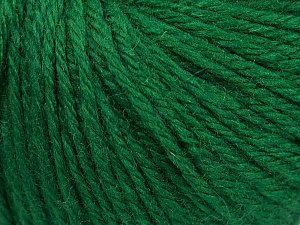 Fiber Content 40% Merino Wool, 40% Acrylic, 20% Polyamide, Brand Ice Yarns, Dark Green, Yarn Thickness 3 Light  DK, Light, Worsted, fnt2-45816