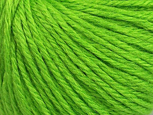 Fiber Content 40% Merino Wool, 40% Acrylic, 20% Polyamide, Brand Ice Yarns, Green, Yarn Thickness 3 Light  DK, Light, Worsted, fnt2-45817