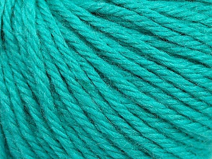 Fiber Content 40% Merino Wool, 40% Acrylic, 20% Polyamide, Brand Ice Yarns, Emerald Green, Yarn Thickness 3 Light  DK, Light, Worsted, fnt2-45818